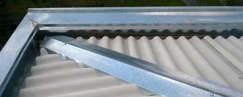 Calha de Alumínio Preço Jardim Aparecida - Calha Galvanizada