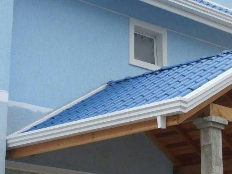 Calha Galvanizada para Telhado Preço Vila Modesto Fernandes - Calha de Alumínio para Telhado