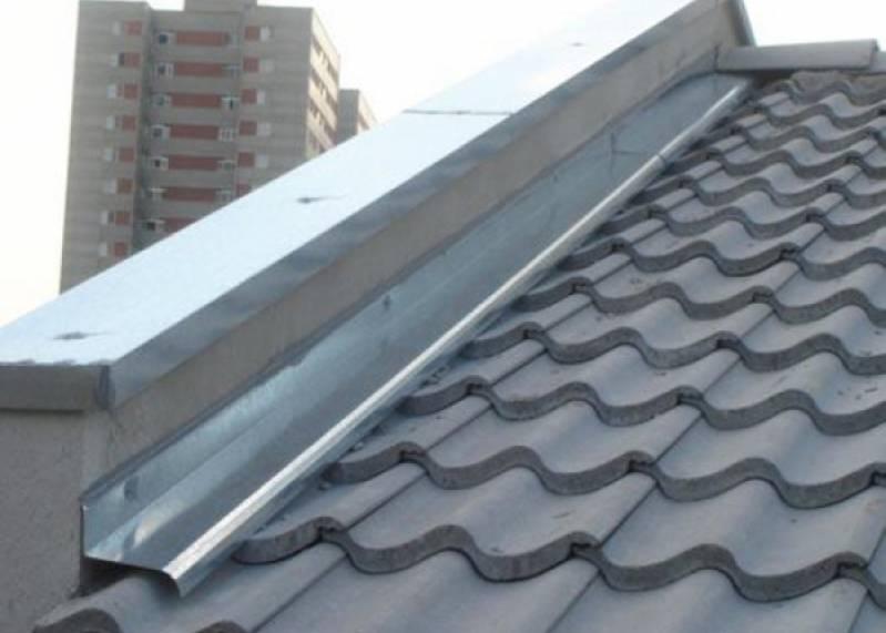 Calha Galvanizada Preço Terminal Intermodal de Cargas - Calha para Telhado de Alumínio