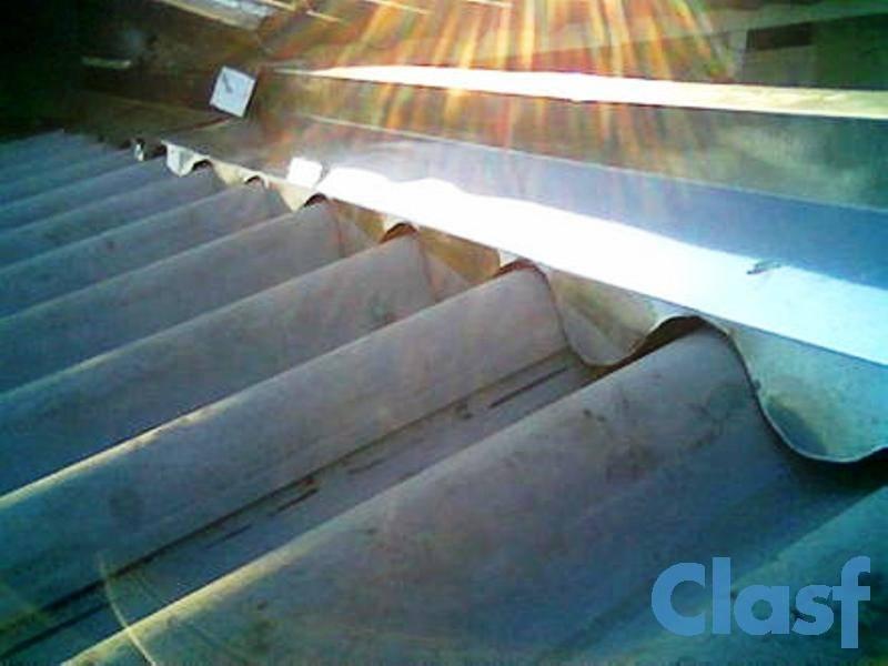 Calhas de Alumínio Nova Sousas - Calha Industrial