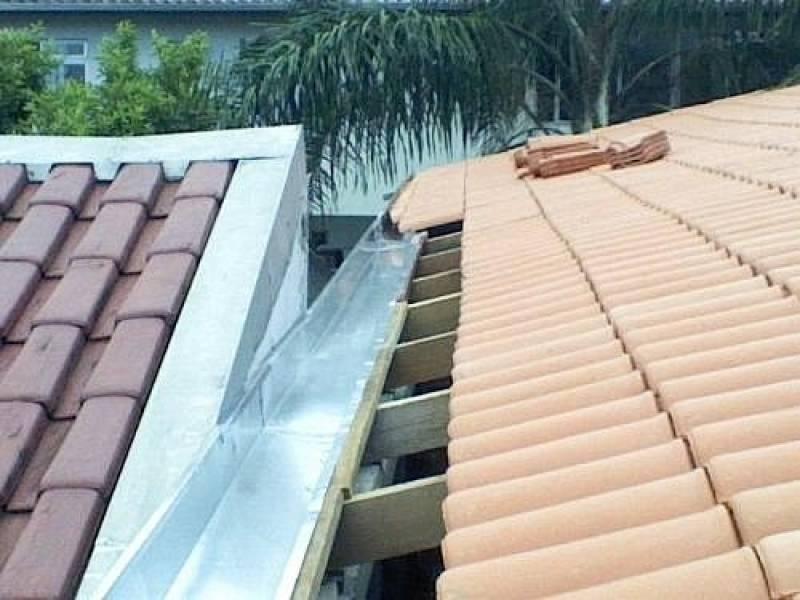 Calhas para Telhado de Alumínio Chácaras Leandro - Calha de Alumínio