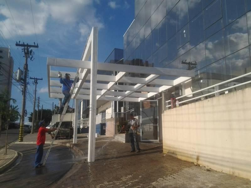 Cobertura Metálica Deslizante Parque Cidade de Campinas - Cobertura Metálica