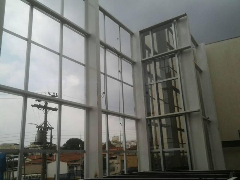 Coberturas Metálicas Deslizante Fazenda Iracema - Cobertura Metálica Acústica