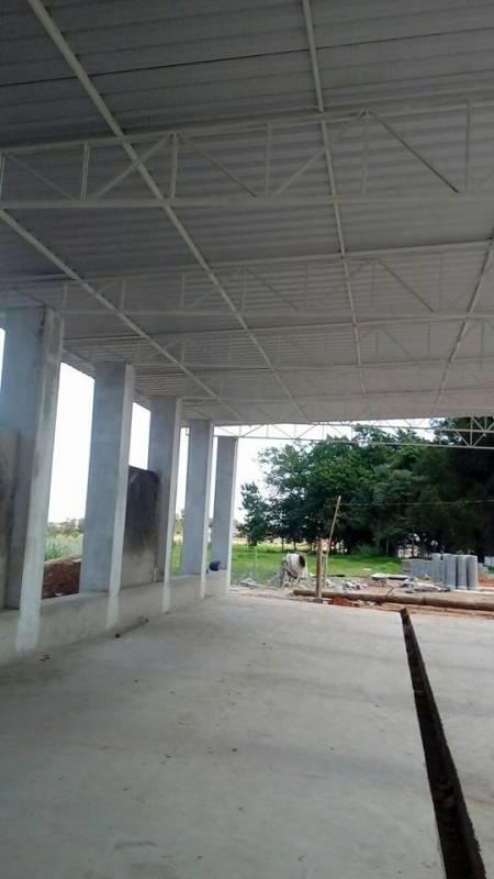Coberturas Metálicas Simples Santo Antônio do Maracujá - Cobertura Metálica com Isolamento