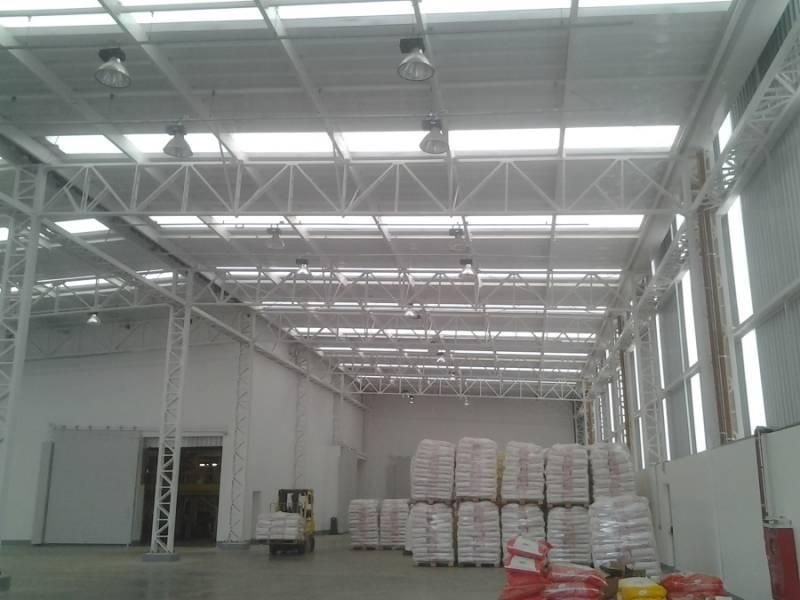 Empresa de Estrutura Metálica Industrial Santa Lydia - Estrutura Metálica para Edifícios