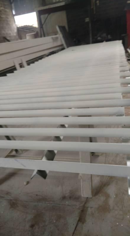 Empresa de Estrutura Metálica para Construção Civil Santa Maria - Estrutura Metálica para Construtora