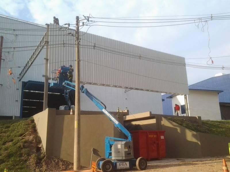 Estrutura Metálica para Edifícios Preço Vila São Joaquim - Estrutura Metálica para Construtora