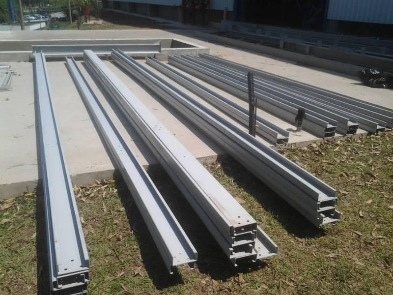 Estrutura Metálica para Edifícios Jardim do Sol - Estrutura Metálica para Construtora