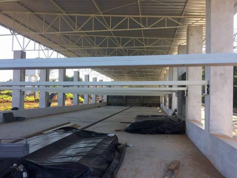 Estrutura Metálica para Mezanino Jardim Nossa Senhora - Estrutura Metálica para Construtora