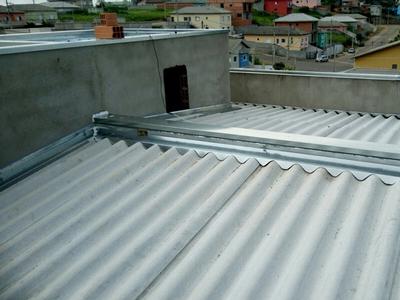 Instalação de Calha de Alumínio para Galpão Industrial Village Campinas - Calha de Alumínio