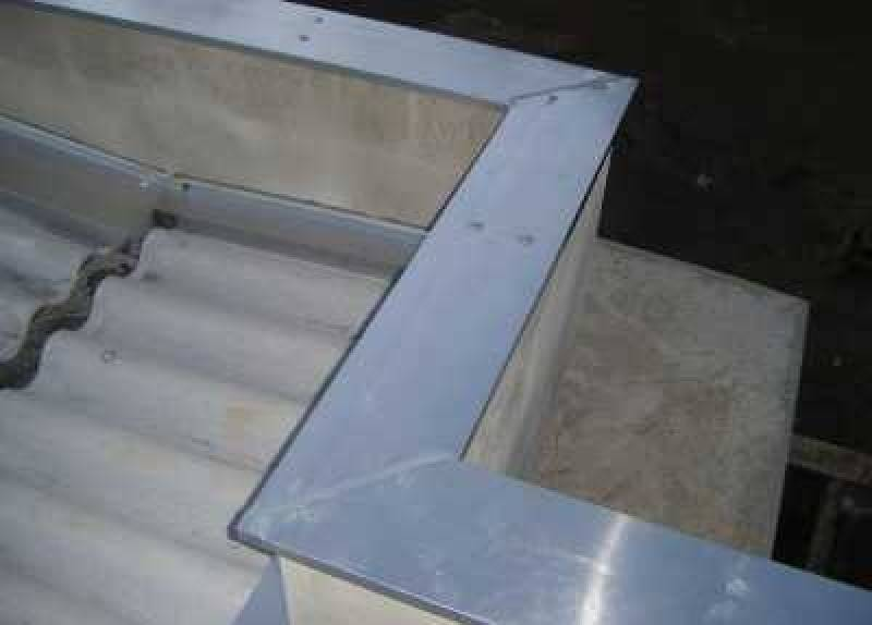 Instalação de Calha de Alumínio para Telhado Santo Antônio do Maracajú - Calha de Alumínio para Estufa