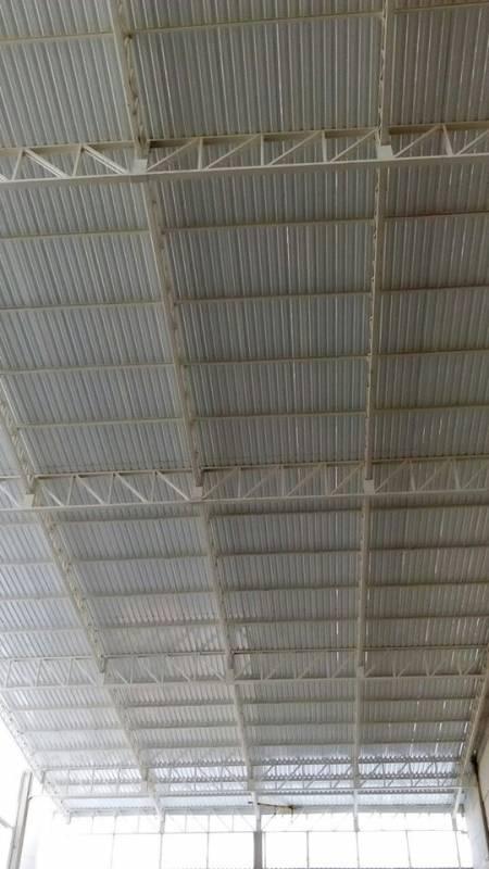 Instalação de Cobertura Metálica sob Medida Morada das Nascentes - Cobertura Metálica Deslizante