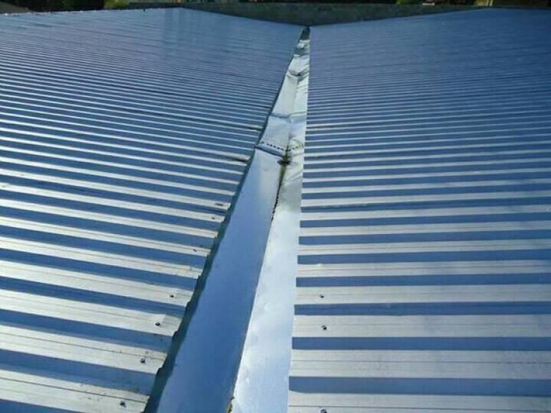 Manutenção de Calha de Alumínio para Galpão Industrial Village Campinas - Calha de Alumínio para Estufa