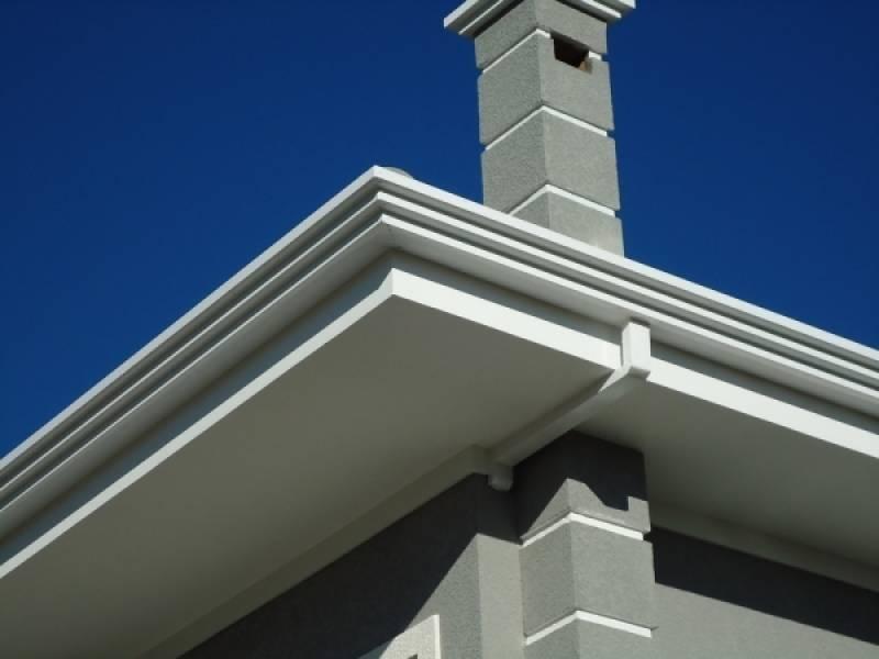 Manutenção de Calha Galvanizada Chácara Paraíso - Calha de Alumínio para Estufa