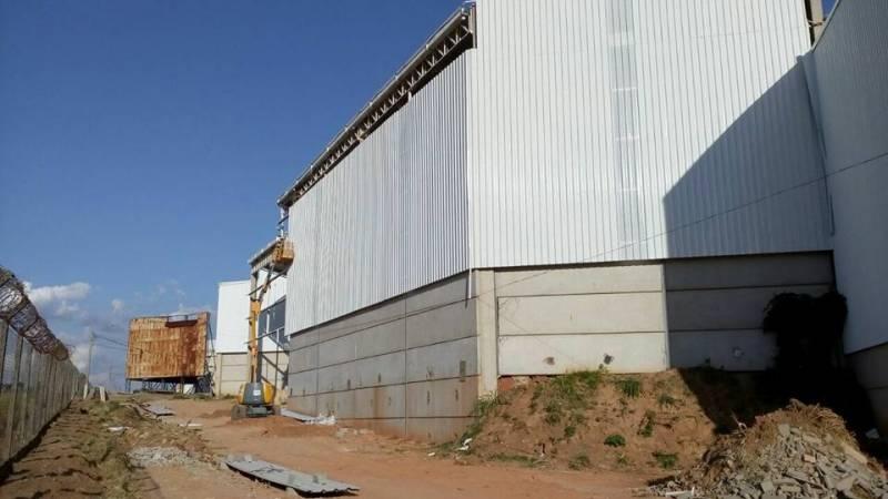 Quanto Custa Cobertura Metálica para Galpão Parque CEASA - Cobertura Metálica com Policarbonato