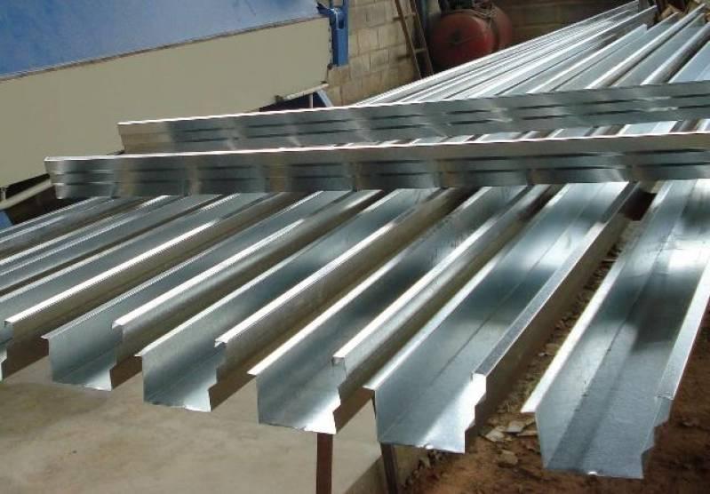 Rufos de Alumínio para Galpão Preço Quinta dos Jatobás - Rufos de Alumínio para Telhados