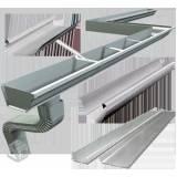 calhas de zinco Vila Industrial