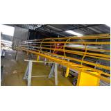escada industrial de alumínio preço Parque Jatibaia