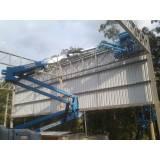estrutura metálica para indústria Jardim Paraíso