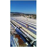 estrutura metálica para obras preço Jardim do Sol