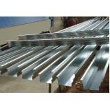 rufos de alumínio para galpão preço Jardim Mirassol